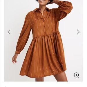 NWOT Karen Walker x Madewell Shirt Dress